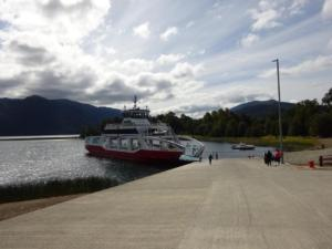 164 0004 Chile - Fahrt nach San José de la Mariquina - Lago Pirihueico