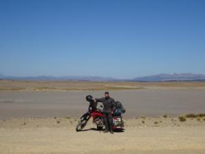 165 0066 Argentina - Fahrt nach Zapala