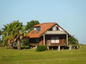 174 0010 Uruguay - La Paloma - Laguna Rocha