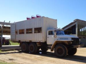 175 0001 Uruguay - Fahrt nach Cabo Polonio