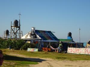 175 0038 Uruguay - Cabo Polonio - Hostel Viejo Lobo