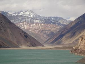 191 0084 Chile - Cajon de Maipo - Embalse El Yeso