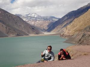 191 0089 Chile - Cajon de Maipo - Embalse El Yeso